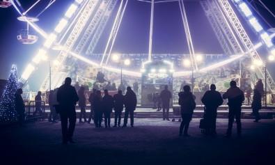 גלגל, אורות, לונה פארק